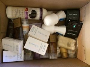 Bath & Body items